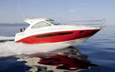 Sea Ray Sport Cruiser - Sundancer 355