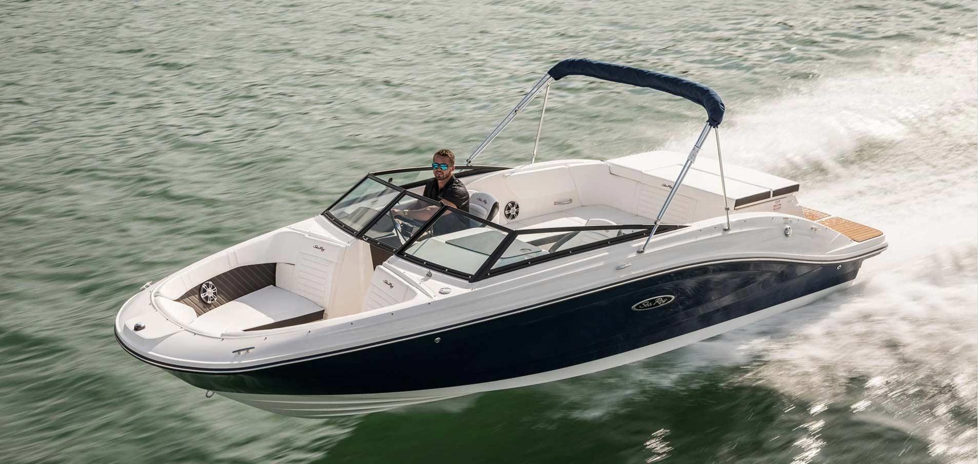 Sea-Ray-SPX-Serie-Modelluebersicht-Sportboote