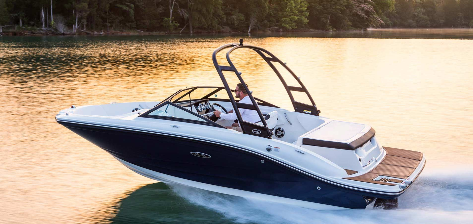Sea-Ray-Sport-Serie-Modelluebersicht