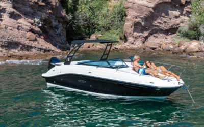 Sea Ray Sun Sport 230 SSE OB Sport Cruiser_34