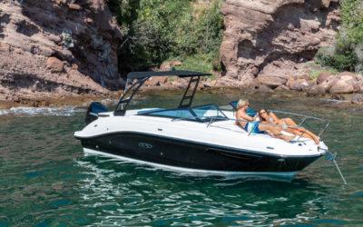 Sea Ray Sun Sport 230 SSE OB Sport Cruiser_34