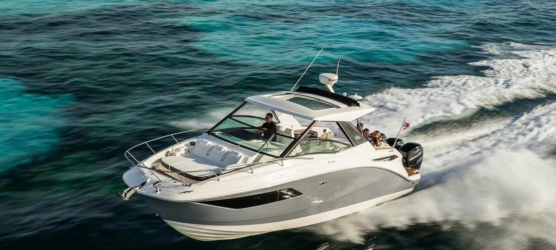 SeaRay Boote und Sportboote kaufen