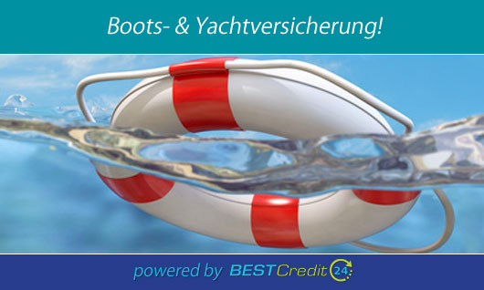 Boot versichern mit best-credit24