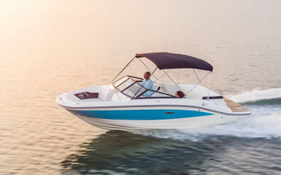 Sea Ray SXP 190